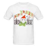 T-Shirts ~ Men's T-Shirt ~ MAN KRIJMAS EDITION ALEX DIAZ