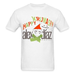 MAN KRIJMAS EDITION ALEX DIAZ - Men's T-Shirt