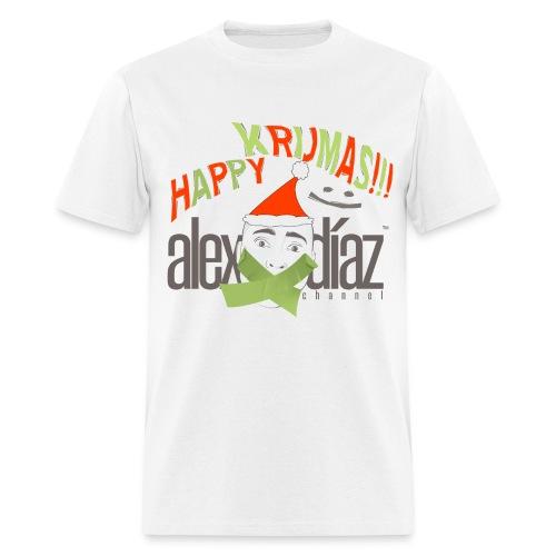 MAN KRIJMAS EDITION ALEX DIAZ - Men's T-Shirt