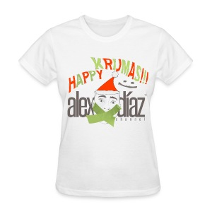 WOMAN KRIJMAS EDITION ALEX DIAZ - Women's T-Shirt
