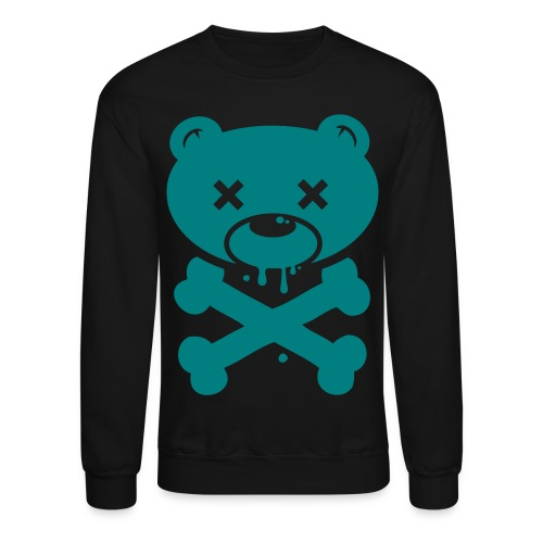 Bear Crusher Crewneck - Crewneck Sweatshirt