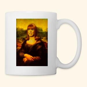 Coco Lisa Mug - Coffee/Tea Mug