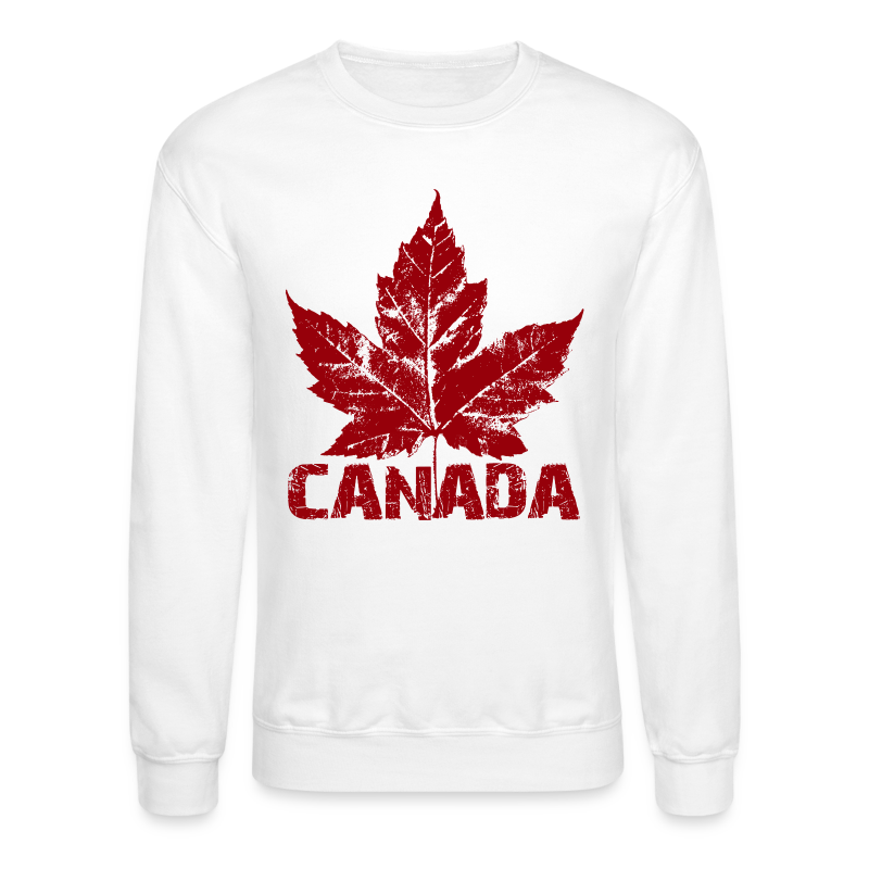 Cool Canada Souvenir Sweatshirt Men's Canada Flag Sweatshirts ...