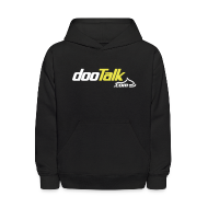 Sweatshirts ~ Kids' Hoodie ~ Youth DOOTalk Sweatshirt