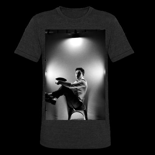 Chair T-Shirt - Unisex Tri-Blend T-Shirt