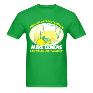 Make Lemons - Men's T-Shirt