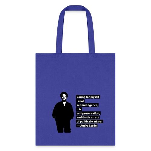 Audre Lorde Tote Bag - Tote Bag