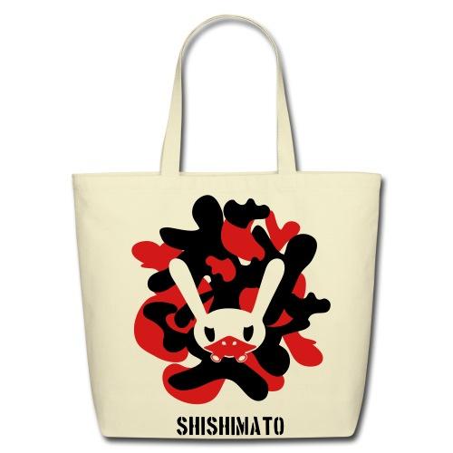 BAP- Shishimato/Yongguk - Eco-Friendly Cotton Tote