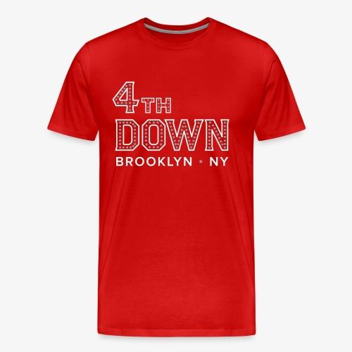4th Down Ohio Shirt - Men's Premium T-Shirt