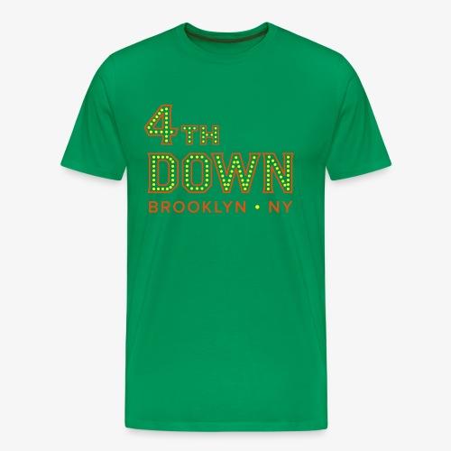 4th Down St. Pats Shirt - Men's Premium T-Shirt