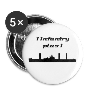 Transport Badge for Axis & Allies - Small Buttons