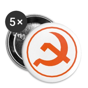 Soviet Union Pin Badge - Small Buttons
