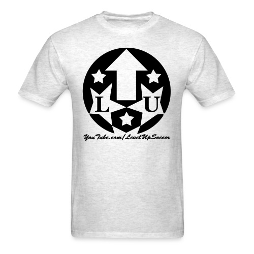 Level Up Soccer T - Men's T-Shirt