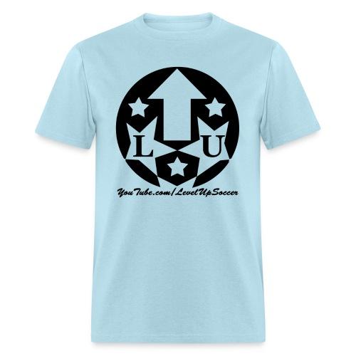 Level Up Soccer T - Men's T-Shirt