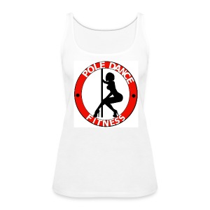 Pole dance fitness tank - Women's Premium Tank Top