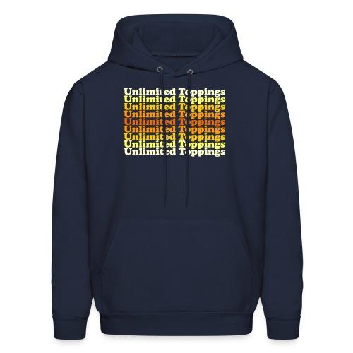 Unlimited Toppings - Men's Hoodie