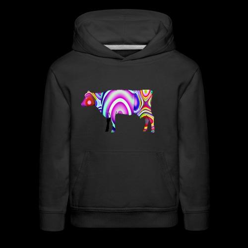 The cow Sweatshirts - Kids' Premium Hoodie