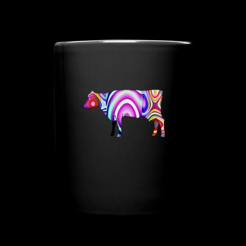 The cow Mugs & Drinkware - Full Color Mug