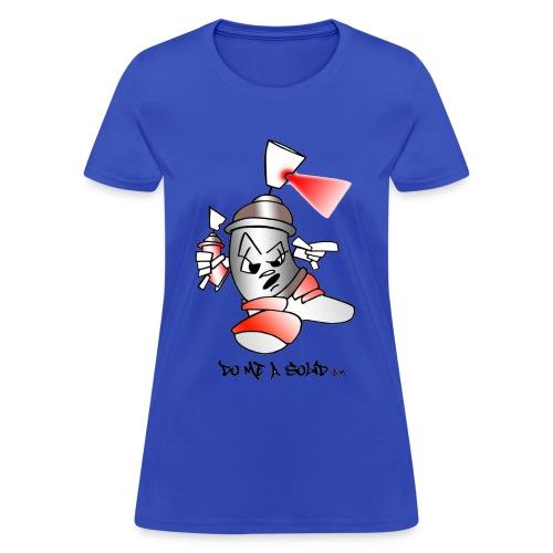 SolidLogo - Women's T-Shirt