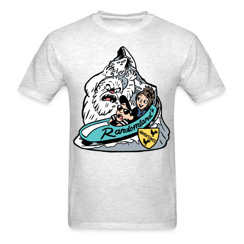 YETI BOBSLED TEAM! Men's / Unisex - Men's T-Shirt