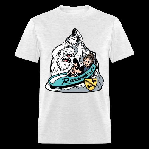 YETI BOBSLED TEAM! Men's / Unisex - Men's T-Shirt