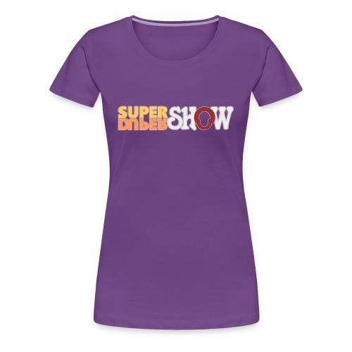 Camisa Premium Logo largo SDS - Women's Premium T-Shirt