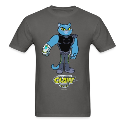 MENS OFFICIAL CLAW SOLO STANCE TEE - Men's T-Shirt