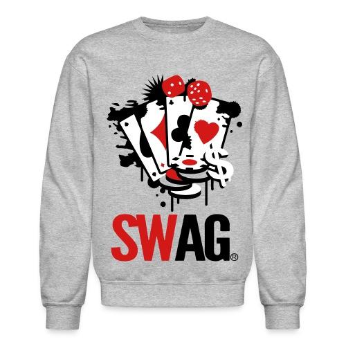 Swag Cardz - Crewneck Sweatshirt
