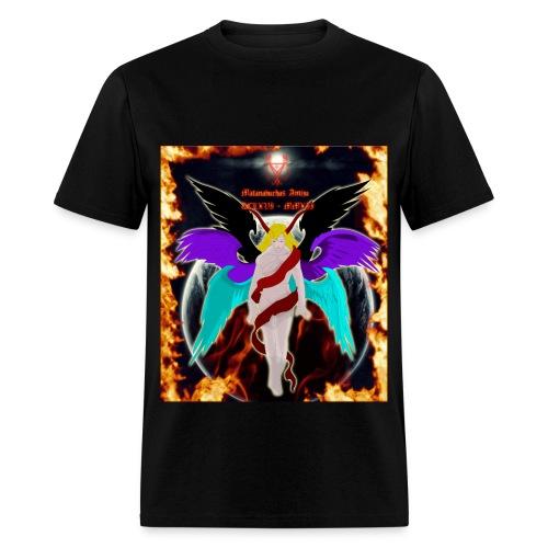 Lucifer Angel Tea - Men's T-Shirt