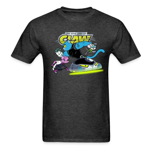 MENS OFFICIAL CLAW MONTAGE TEE - Men's T-Shirt