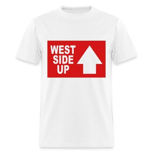 West Side Up T-Shirt - Men's T-Shirt