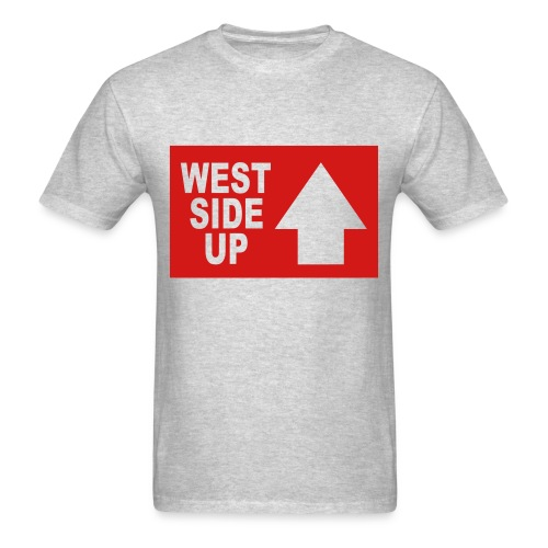 West Side Up T-Shirt - Men's T-Shirt