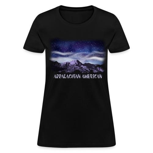 Appalachian American - Women's T-Shirt