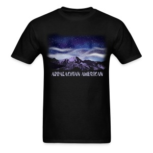 Appalachian American - Men's T-Shirt