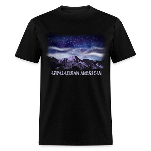 Appalachian American - Men's T-Shirt