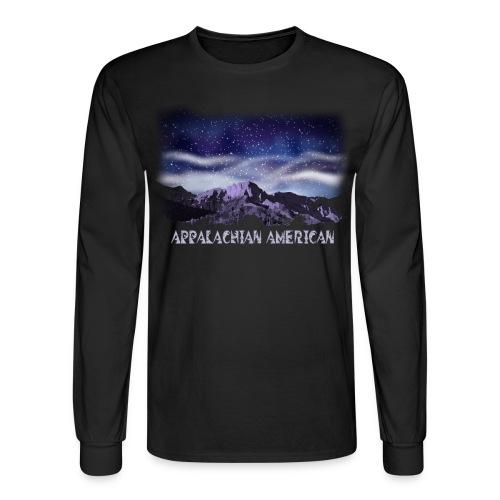 Appalachian American - Men's Long Sleeve T-Shirt
