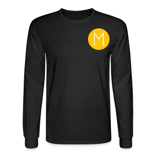 Mikado Crest Long Sleeve T-Shirt - Men's Long Sleeve T-Shirt