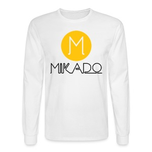 Mikado Title Long Sleeve T-Shirt - Men's Long Sleeve T-Shirt