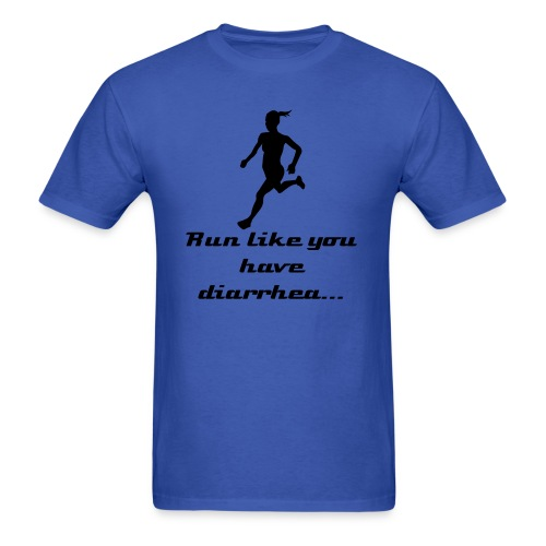 Run! - Men's T-Shirt