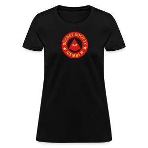 Secret Society Member - Women's T-Shirt