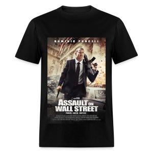 Assault on Wall Street T-Shirt - black - Men's T-Shirt