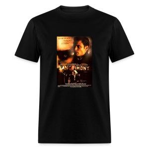 Sanctimony movie - black T-shirt - Men's T-Shirt