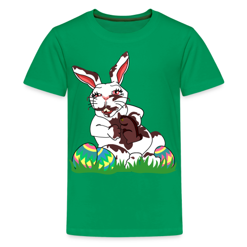 Funny Easter Bunny T-shirts Kid's - Kids' Premium T-Shirt