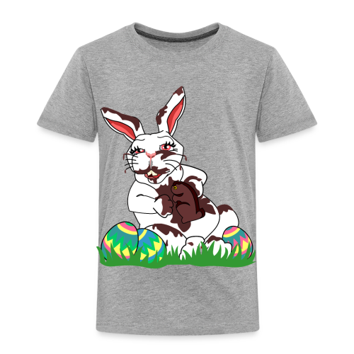 Funny Easter Bunny T-shirts Toddler's - Toddler Premium T-Shirt