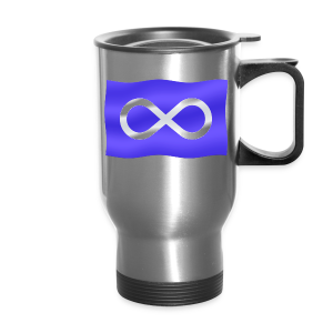 Metis Flag Travel Mug First Nations Flag Gifts - Travel Mug