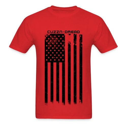 Cuzzn-Dread USA - Men's T-Shirt