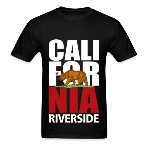 Riverside Cali - Men's T-Shirt