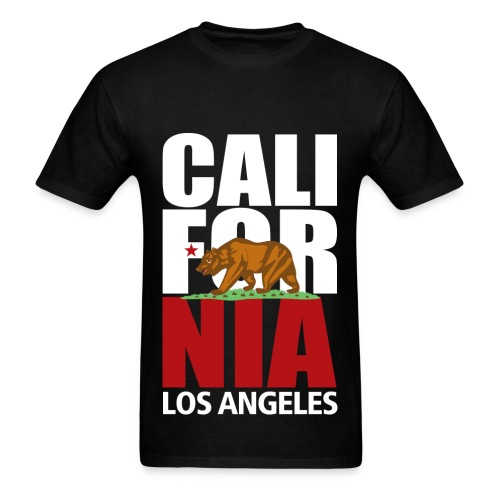Los Angeles Cali - Men's T-Shirt