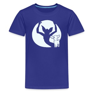 Kids Evil Goats Tee - Kids' Premium T-Shirt