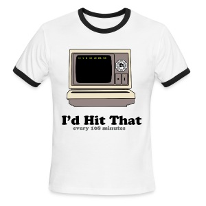 I'd Hit That - Men's Ringer T-Shirt
